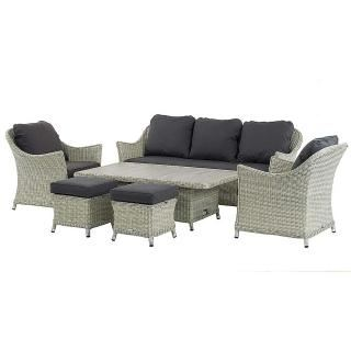 Bramblecrest Chatsworth Casual Lounge Dining Suite