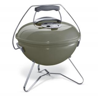 Weber Smokey Joe Premium 37cm Charcoal Barbecue - Smoke