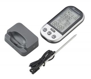 This digital thermometer is perfect for ensuring you get larger pieces of meat cooked to perfection.