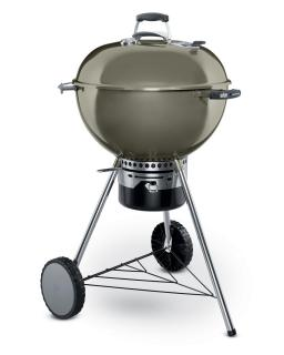 Weber Master-Touch 57cm Charcoal Barbecue - Smoke