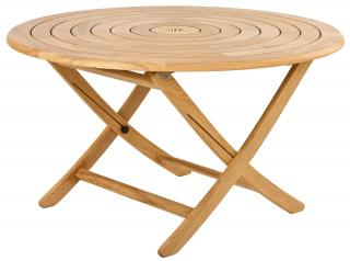 Alexander Rose Roble Bengal Folding Table 1.3m
