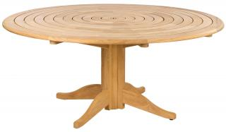 Alexander Rose Roble Bengal Pedestal Table 1.75m