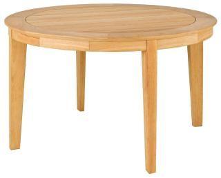 Alexander Rose Code 159. Contemporary hardwood garden table.