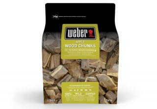Weber Barbecue Apple Wood Chunks