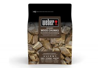 Weber Barbecue Hickory Wood Chunks