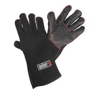 Weber Barbecue Leather Gloves