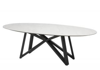4 Seasons Outdoor Global Ellipse Dining Table 230cm
