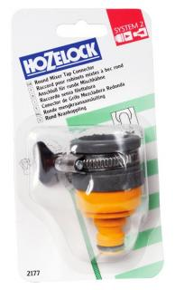 Hozelock Garden Hose Tap Connector - Indoor Round 2177