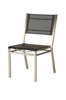 Barlow Tyrie Equinox Stacking Side Chair
