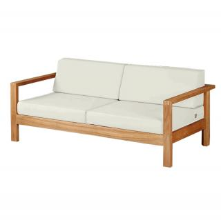 Barlow Tyrie Linear Teak Two Seater Settee