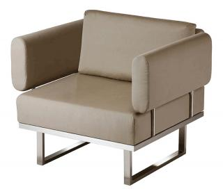 Barlow Tyrie Mercury Armchair - Deep Seating
