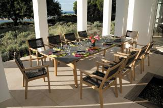 Barlow Tyrie Monterey 300cm Dining Set for Ten