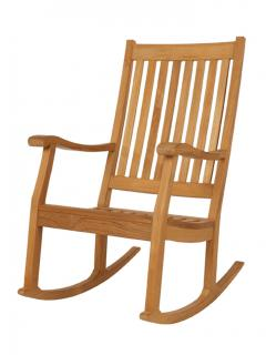 Barlow Tyrie Newport Teak Rocking Chair