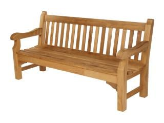 Suitable for gardens and public areas the Barlow Tyrie Rothesay 180cm Bench was built to last with no compromise on quality or comfort.