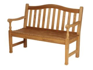 Barlow Tyrie Waveney 120cm Teak Bench