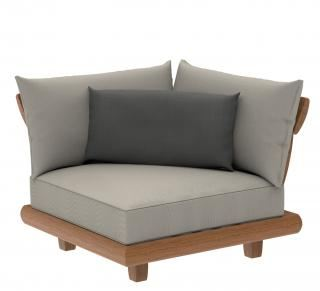 Alexander Rose Sorrento Lounge Corner Modular Chair