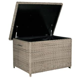 4 Seasons Outdoor Wales Cushion Box in Pure