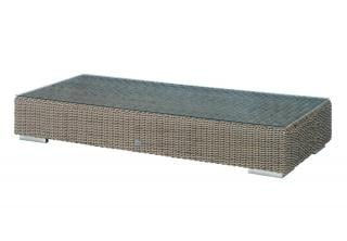 4 Seasons Outdoor Kingston Coffee Table 1.8m in Pure
