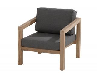 4 Seasons Outdoor Evora Teak Living Chair