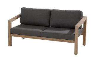 4 Seasons Outdoor Evora Teak 2.5 Seater Bench