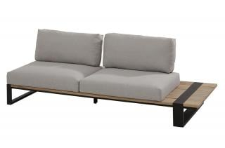 4 Seasons Outdoor Duke Modular 2 Seat Sofa Left