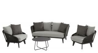 4 Seasons Outdoor Belize Lounge Set