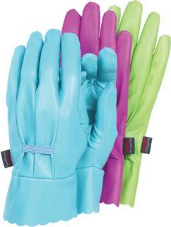 These water resistant gloves are designed for working in damp conditions. They are the perfect garden accessories and are part of the Aqua Sure range.