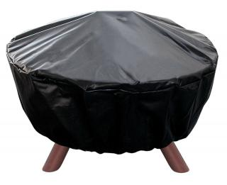This Firepit Cover will give long lasting protection for the Moon & Stars and City Lights Firepit.