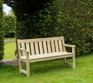 Alexander Rose Pine Marlow Bench 5ft