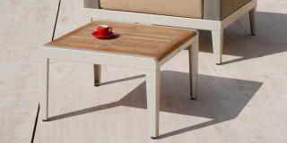Barlow Tyrie Aura Occasional Low Table 60