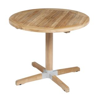 Barlow Tyrie Bermuda 90cm Round Table