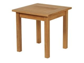 Barlow Tyrie Colchester 54cm Teak Side Table