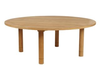Barlow Tyrie Drummond 185cm Teak Dining Table