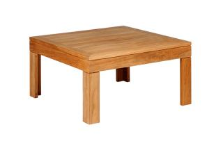 Barlow Tyrie Linear Square Conservational Teak Table