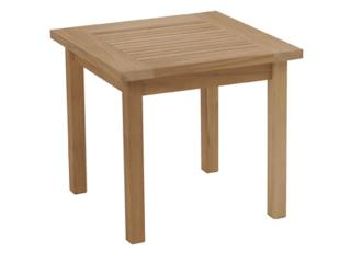 Barlow Tyrie Monaco Teak 40cm Square Low Table