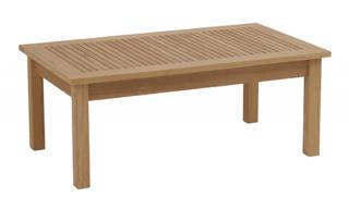 Barlow Tyrie Monaco 100cm Teak Coffee Table