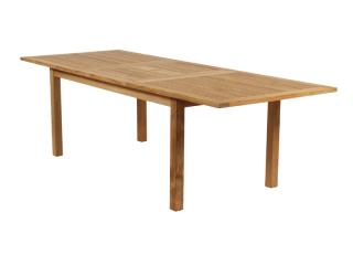 Barlow Tyrie Monaco 240cm Teak Extending Dining Table