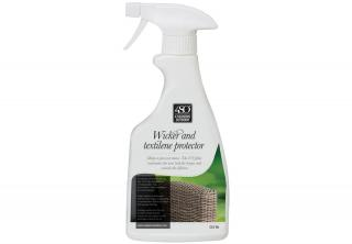 A formulation designed to protect wicker & textilene whilst extending its lifetime.