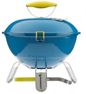 The colourful Piccolino Charcoal barbecue is ideal for the spur of the moment bbqs. Comes in two vibrant colours.