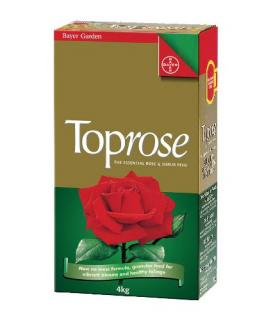 Bayer Toprose Fertiliser 4kg