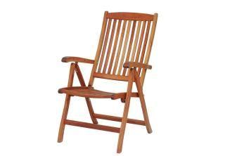 Alexander Rose Code 320B. Garden reclining chair.