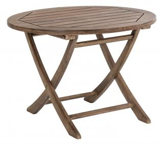 Alexander Rose Code 324S. A useful small side table with a painted chestnut finish.