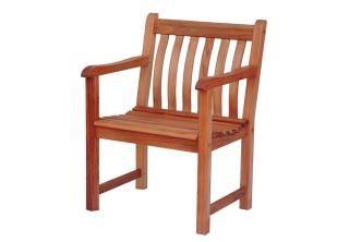 Alexander Rose Code 333B. A chunky armchair.