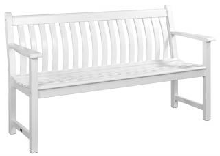 Alexander Rose Code 335W. This 5ft Broadfied Bench is made from 100% FSC Acacia timber.