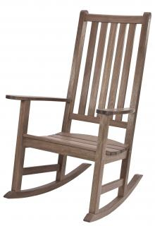 Alexander Rose Code 339S. A classic rocking chair with a painted chestnut finish that can be used inside or out.