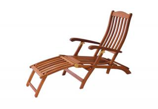 Alexander Rose Code 355B. Classical elegance with this steamer chair.