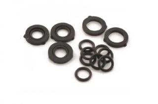 Hozelock Garden Hose Spares Kit - 2299. Spares kit for hozelock fittings, including washers and 'O' rings.