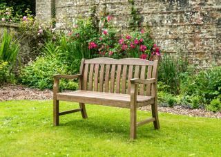 Alexander Rose Sherwood Cuckfield Bench 4ft