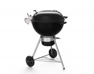 This barbecue comes with the Gourmet BBQ System grate including a sear grate plus a bracket for your iGrill accessory.