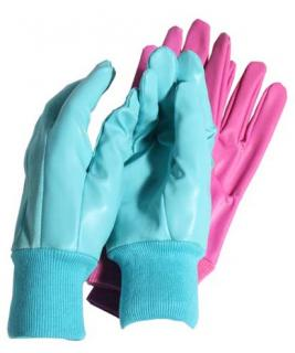 Ladies Aqua Sure Jasmine Garden Gloves